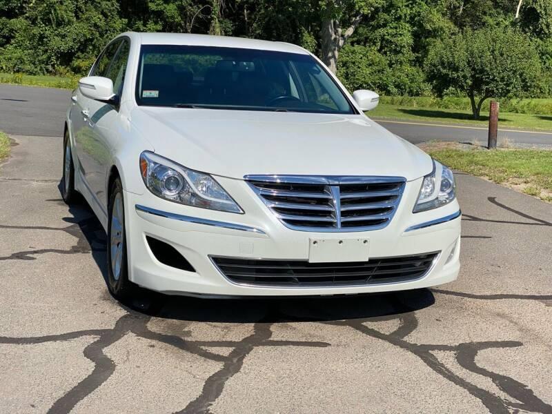 2013 Hyundai Genesis for sale at Choice Motor Car in Plainville CT