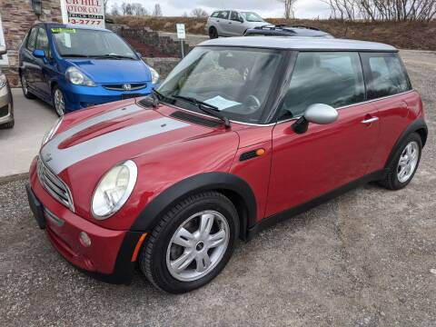 2006 MINI Cooper for sale at Cub Hill Motor Co in Stewartstown PA