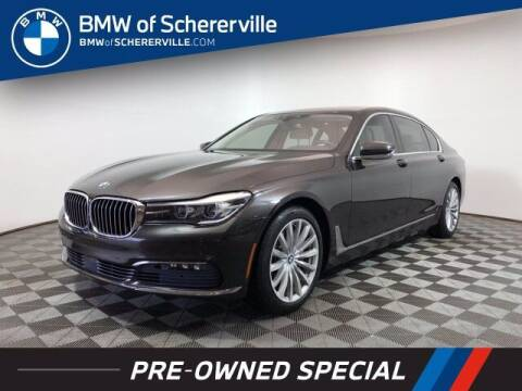 2017 BMW 7 Series for sale at BMW of Schererville in Shererville IN