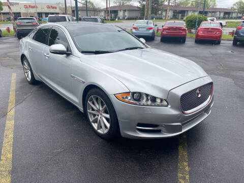 2014 Jaguar XJ for sale at Right Place Auto Sales in Indianapolis IN