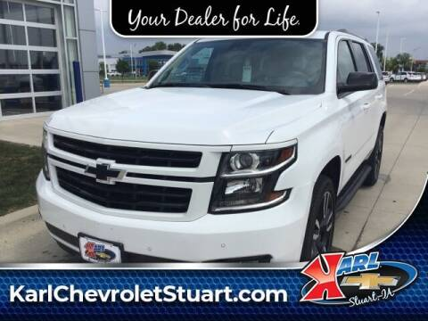 2020 Chevrolet Tahoe for sale at Karl Pre-Owned in Glidden IA