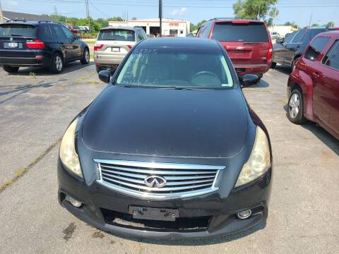2010 Infiniti G37 Sedan for sale at All State Auto Sales, INC in Kentwood MI