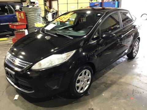 2011 Ford Fiesta for sale at LA AUTO in Bates City MO