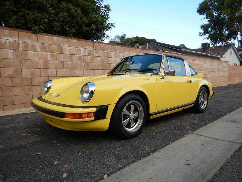 1974 Porsche 911 for sale at California Cadillac & Collectibles in Los Angeles CA
