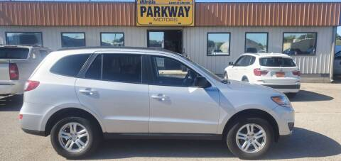 2010 Hyundai Santa Fe for sale at Parkway Motors in Springfield IL