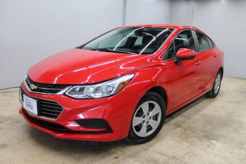 2017 Chevrolet Cruze for sale at Flash Auto Sales in Garland TX