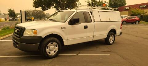 2007 Ford F-150 for sale at Cars R Us in Rocklin CA
