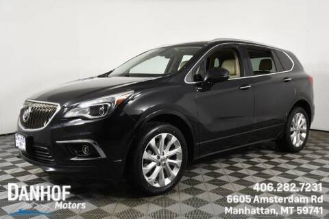 2016 Buick Envision for sale at Danhof Motors in Manhattan MT