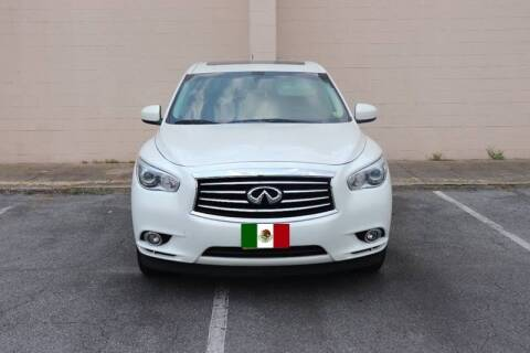 2014 Infiniti QX60 for sale at El Patron Trucks in Norcross GA