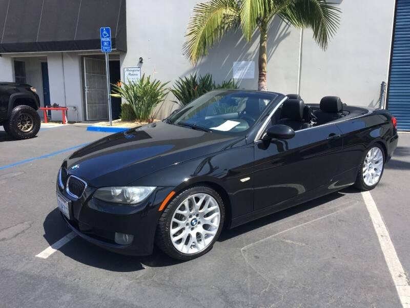 2009 BMW 3 Series for sale at MANGIONE MOTORS ORANGE COUNTY in Costa Mesa CA