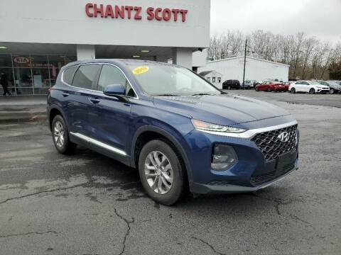 2019 Hyundai Santa Fe for sale at Chantz Scott Kia in Kingsport TN