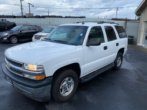 2006 Chevrolet Tahoe for sale at Vista Auto Sales in Lakewood WA