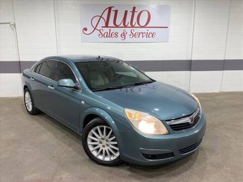 2009 Saturn Aura for sale at Auto Sales & Service Wholesale in Indianapolis IN