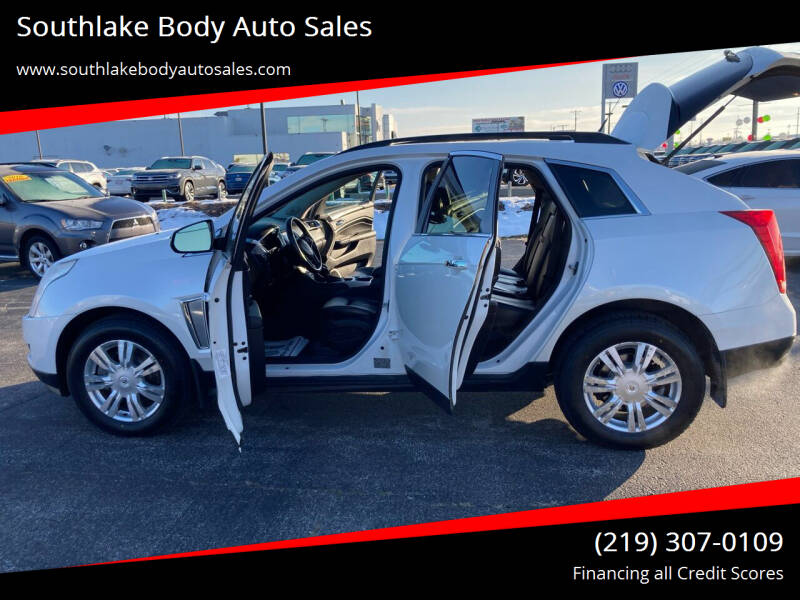 2013 Cadillac SRX for sale at Southlake Body Auto Sales in Merrillville IN