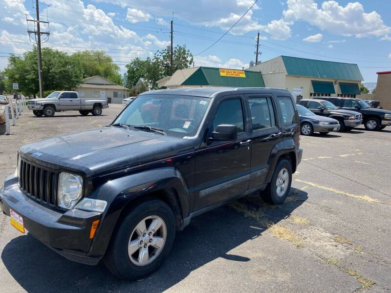 2011 Jeep Liberty for sale at Dan's Auto Sales in Grand Junction CO