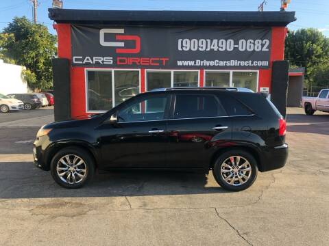 2012 Kia Sorento for sale at Cars Direct in Ontario CA