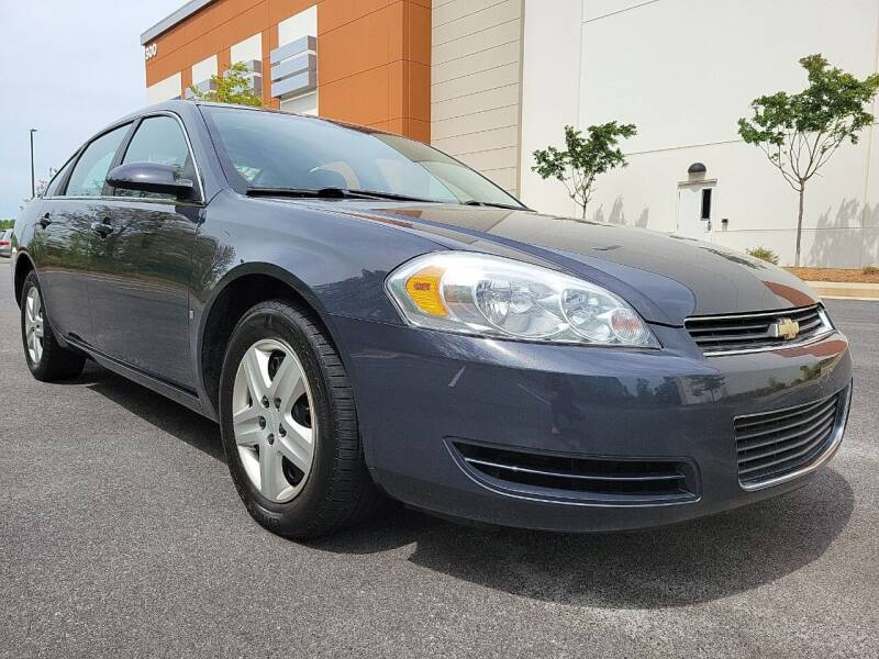 2008 Chevrolet Impala for sale at ELAN AUTOMOTIVE GROUP in Buford GA