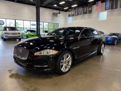 2013 Jaguar XJL for sale at CarNova in Sterling Heights MI