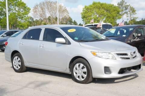 2013 Toyota Corolla for sale at Car Depot in Miramar FL