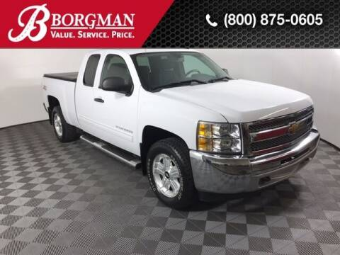 2013 Chevrolet Silverado 1500 for sale at BORGMAN OF HOLLAND LLC in Holland MI