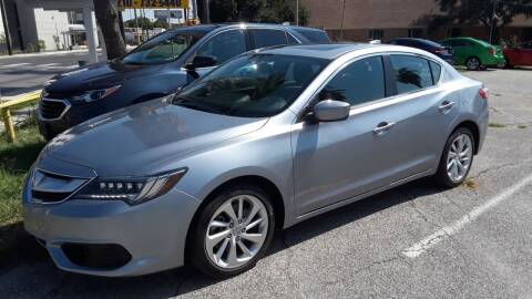 2016 Acura ILX for sale at RICKY'S AUTOPLEX in San Antonio TX