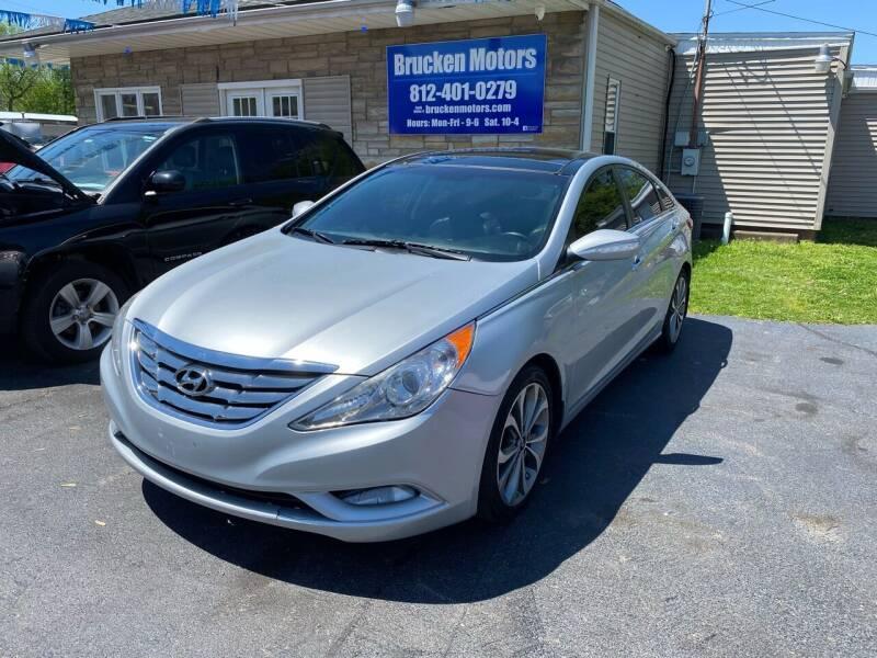 2013 Hyundai Sonata for sale at Brucken Motors in Evansville IN