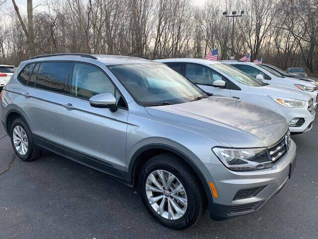 2020 Volkswagen Tiguan for sale at Lighthouse Auto Sales in Holland MI