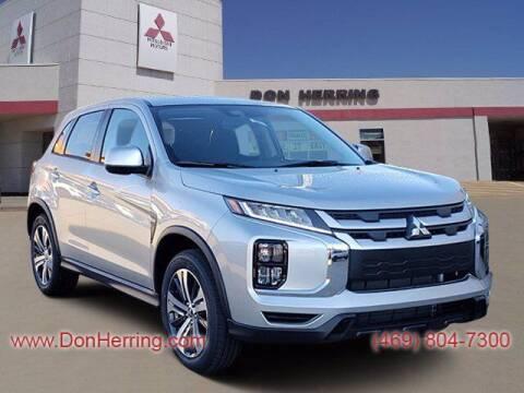 2021 Mitsubishi Outlander Sport for sale at DON HERRING MITSUBISHI in Irving TX