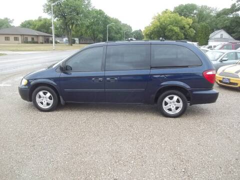 2005 Chrysler Town and Country for sale at BRETT SPAULDING SALES in Onawa IA