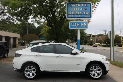 2011 BMW X6 for sale at North Hills Motors in Raleigh NC