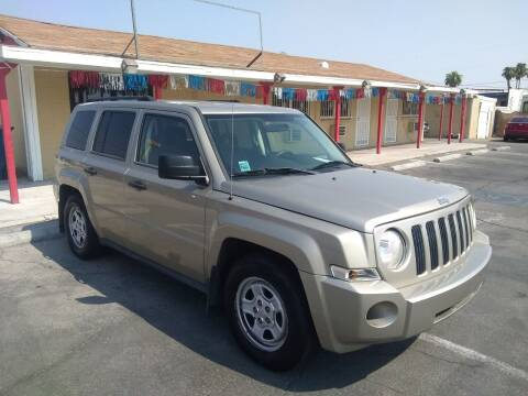 2009 Jeep Patriot for sale at Car Spot in Las Vegas NV