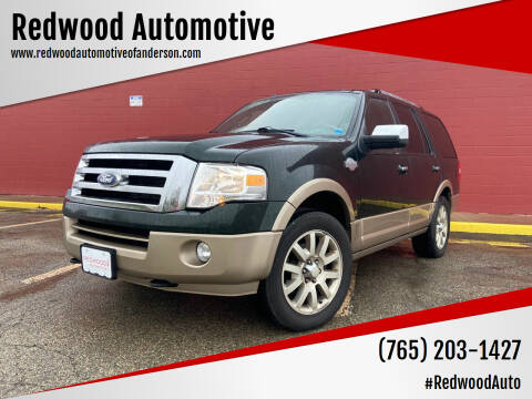 2013 Ford Expedition for sale at Redwood Automotive in Anderson IN