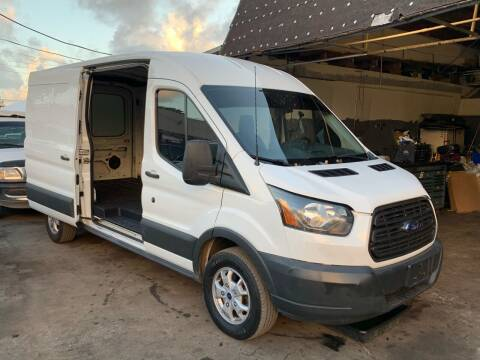 2015 Ford Transit Cargo for sale at Quality Motors Truck Center in Miami FL