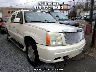 2004 Cadillac Escalade EXT for sale at M J Traders Ltd. in Garfield NJ