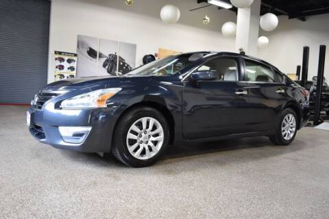 2015 Nissan Altima for sale at DONE DEAL MOTORS in Canton MA