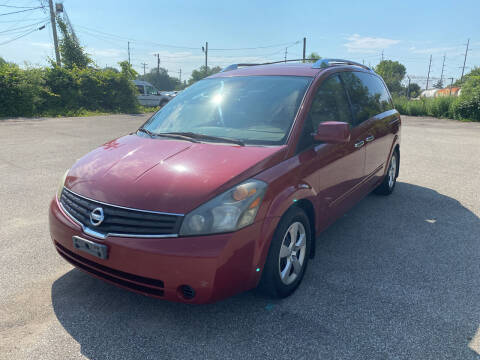 2008 Nissan Quest for sale at Mr. Auto in Hamilton OH