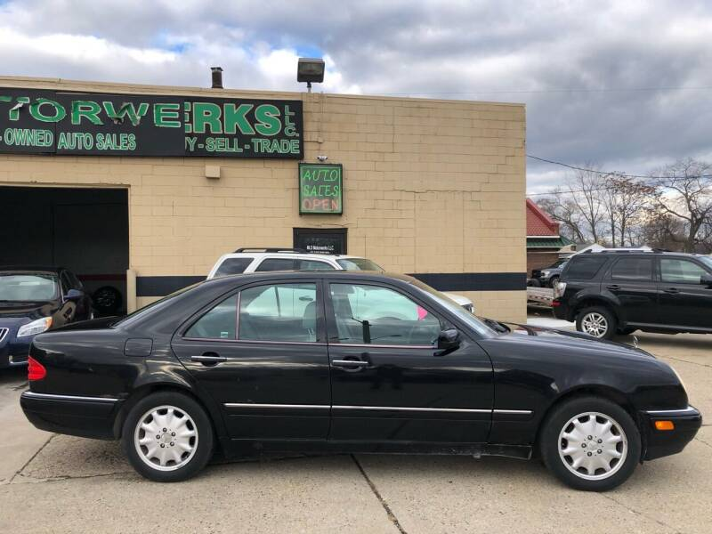 1998 Mercedes-Benz E-Class for sale at MLD Motorwerks Pre-Owned Auto Sales - MLD Motorwerks, LLC in Eastpointe MI