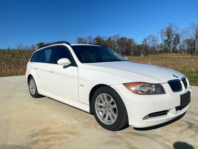 2007 BMW 3 Series for sale at El Camino Auto Sales in Sugar Hill GA