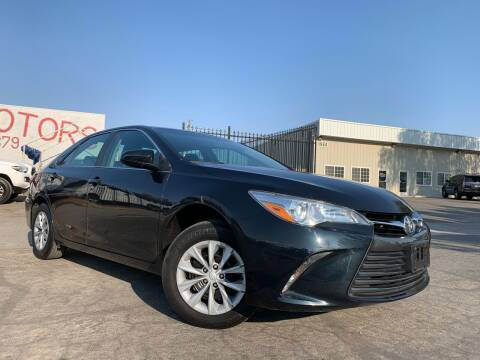 2017 Toyota Camry for sale at Boktor Motors in Las Vegas NV