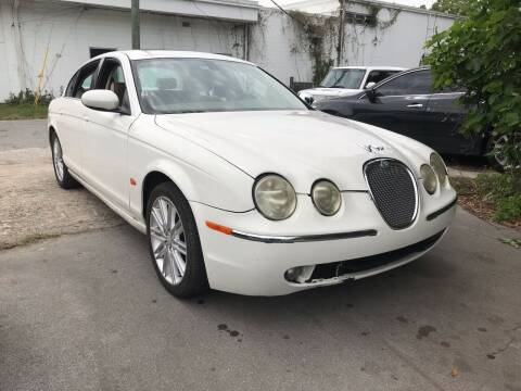 2008 Jaguar S-Type for sale at Popular Imports Auto Sales in Gainesville FL
