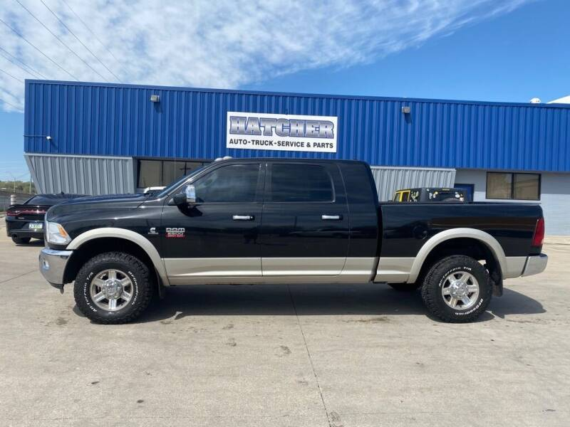 2011 RAM Ram Pickup 2500 for sale at HATCHER MOBILE SERVICES & SALES in Omaha NE