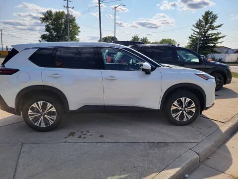 2021 Nissan Rogue for sale at Chuck's Sheridan Auto in Mount Pleasant WI
