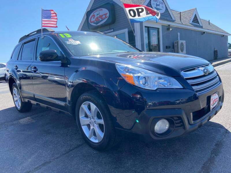 2013 Subaru Outback for sale at Cape Cod Carz in Hyannis MA