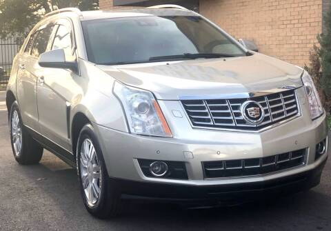 2015 Cadillac SRX for sale at Auto Imports in Houston TX