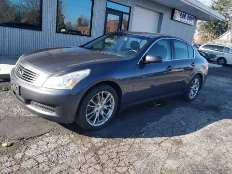 2008 Infiniti G35 for sale at The Car Cove, LLC in Muncie IN