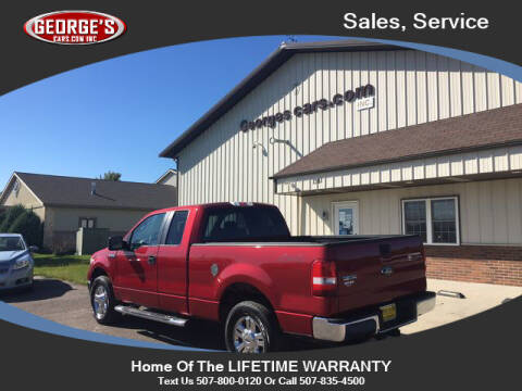 2008 Ford F-150 for sale at GEORGE'S CARS.COM INC in Waseca MN
