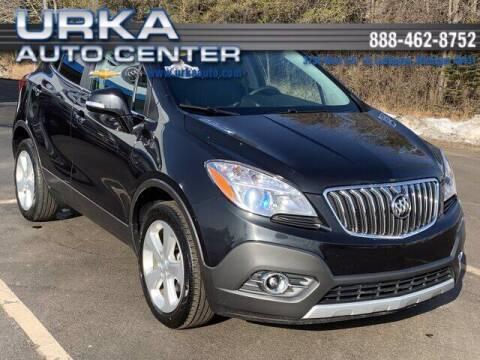 2015 Buick Encore for sale at Urka Auto Center in Ludington MI