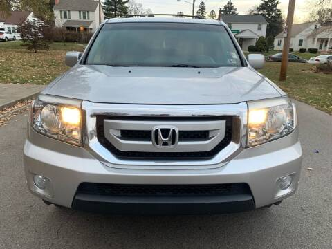 2010 Honda Pilot for sale at Via Roma Auto Sales in Columbus OH
