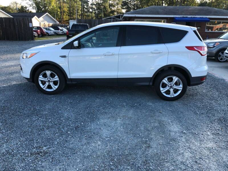 2013 Ford Escape for sale at LAURINBURG AUTO SALES in Laurinburg NC