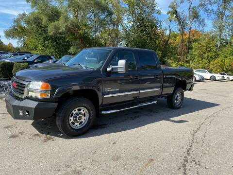 2005 GMC Sierra 2500HD for sale at Station 45 Auto Sales Inc in Allendale MI